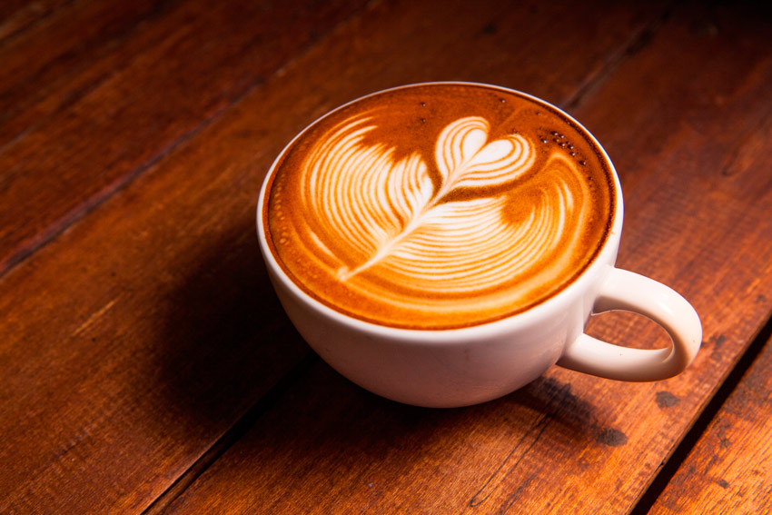 chill in cafe provides your favorite coffee and more to jumpstart